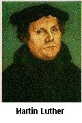 Martin Luther, German Reformer and Bible Translator