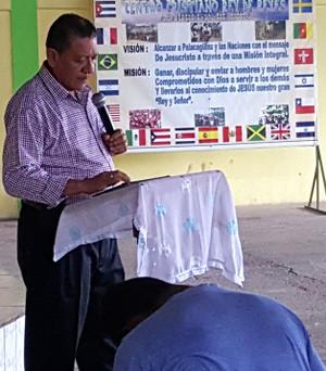Pastor Victor Manuel Santos Pacheco