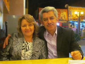 Gladys & Atilio Chavez