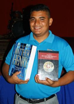 Pastor Norlan Ávila of Quilalí, Nicaragua