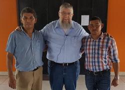 Antonio Rodrigeuz, Jim Kerwin, Javier Cruz