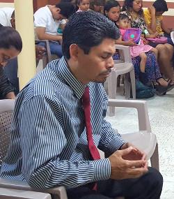 Pastor Jorge Pérez