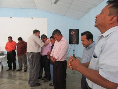 Guatemalan pastors