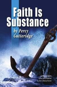 Cover of  'Faith Is Substance'