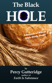 Cover the Bible study 'The Black Hole'