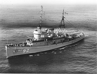 Photo of the ocean-going tugboat U.S.S. Tawasa, public domain, courtesy of the U.S. Navy via Wikipedia.org