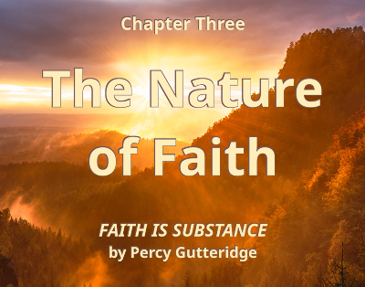 Image for 'Faith Is Substance,' chapter 3