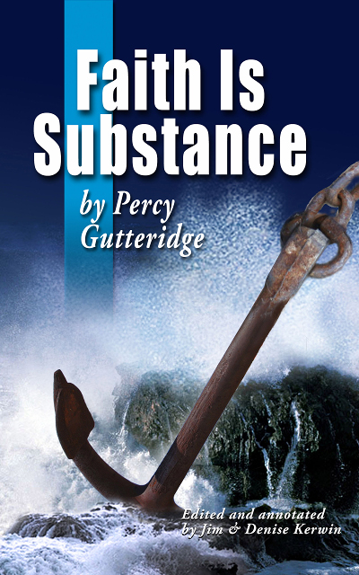 Image of the cover of 'Faith Is Substance'