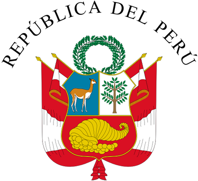 Image of the Grand Seal of the Republic of Perú