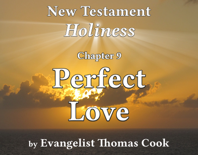 Graphic for the title of this chapter, 'CHAPTER_NAME', part of the book 'New Testament Holiness' by Thomas Cook