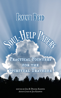 Cover the book 'Soul-Help Papers' by Isaiah Reid