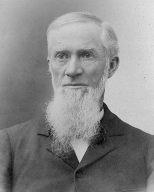 Photo of Rev. Isaiah Reid
