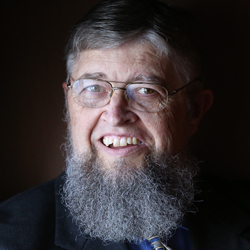 Itinerant Bible teacher and missionary Jim Kerwin