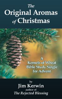 Cover the Bible study The Original Aromas of Christmas