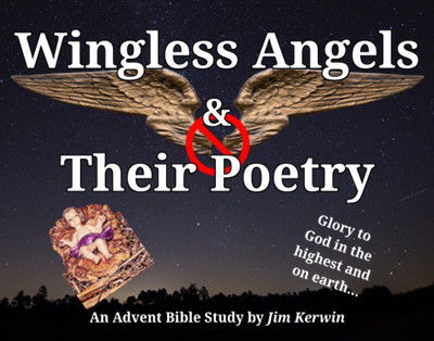 Title image for the article 'Wingless Angels and Their Poetry