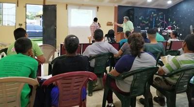 Teaching in Yoro, Honduras