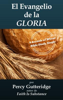 Cover of the soon-to-be-release e-booklet 'El Evangelio de la Gloria