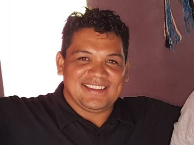 Photo of Pastor Angel Alvarez, Tegucigalpa, Honduras