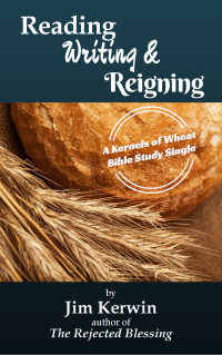 Cover of Jim Kerwin's message 'Reading, Writing, and Reigning'