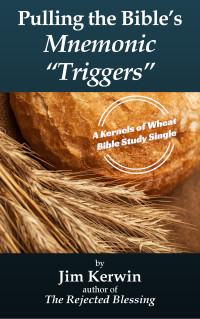 Cover of the Bible study e-booklet 'Pulling the Bible's Mnemonic Triggers' by Jim Kerwin